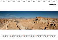 Chile Atacama Wüste - XXL Panoramen (Tischkalender 2019 DIN A5 quer) - Produktdetailbild 1