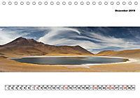 Chile Atacama Wüste - XXL Panoramen (Tischkalender 2019 DIN A5 quer) - Produktdetailbild 12