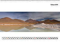 Chile Atacama Wüste - XXL Panoramen (Wandkalender 2019 DIN A2 quer) - Produktdetailbild 2