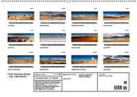 Chile Atacama Wüste - XXL Panoramen (Wandkalender 2019 DIN A2 quer) - Produktdetailbild 13
