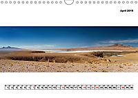Chile Atacama Wüste - XXL Panoramen (Wandkalender 2019 DIN A4 quer) - Produktdetailbild 4
