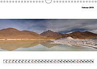 Chile Atacama Wüste - XXL Panoramen (Wandkalender 2019 DIN A4 quer) - Produktdetailbild 2