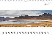 Chile Atacama Wüste - XXL Panoramen (Wandkalender 2019 DIN A4 quer) - Produktdetailbild 8
