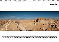 Chile Atacama Wüste - XXL Panoramen (Wandkalender 2019 DIN A3 quer) - Produktdetailbild 1