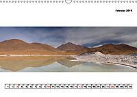 Chile Atacama Wüste - XXL Panoramen (Wandkalender 2019 DIN A3 quer) - Produktdetailbild 2