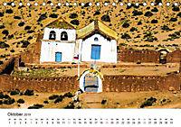 Chile - Land voller Kontraste (Tischkalender 2019 DIN A5 quer) - Produktdetailbild 10