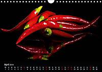 Chilis und Habaneros - Heiss und begehrt (Wandkalender 2019 DIN A4 quer) - Produktdetailbild 4