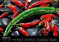 Chilis und Habaneros - Heiss und begehrt (Wandkalender 2019 DIN A4 quer) - Produktdetailbild 10