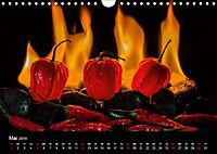 Chilis und Habaneros - Heiss und begehrt (Wandkalender 2019 DIN A4 quer) - Produktdetailbild 5