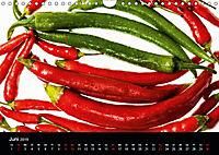 Chilis und Habaneros - Heiss und begehrt (Wandkalender 2019 DIN A4 quer) - Produktdetailbild 6