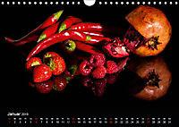 Chilis und Habaneros - Heiss und begehrt (Wandkalender 2019 DIN A4 quer) - Produktdetailbild 1