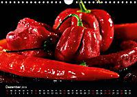 Chilis und Habaneros - Heiss und begehrt (Wandkalender 2019 DIN A4 quer) - Produktdetailbild 12