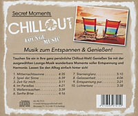 Chillout-Secret Moments/Lounge Music - Produktdetailbild 1