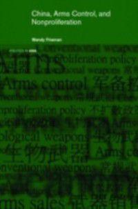China, Arms Control, and Non-Proliferation