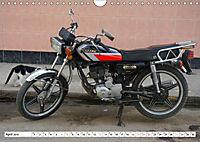 CHINA BIKES - Chinesische Motorräder in Kuba (Wandkalender 2019 DIN A4 quer) - Produktdetailbild 4