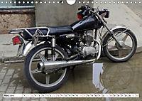CHINA BIKES - Chinesische Motorräder in Kuba (Wandkalender 2019 DIN A4 quer) - Produktdetailbild 3