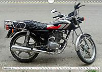 CHINA BIKES - Chinesische Motorräder in Kuba (Wandkalender 2019 DIN A4 quer) - Produktdetailbild 9