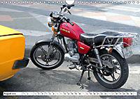 CHINA BIKES - Chinesische Motorräder in Kuba (Wandkalender 2019 DIN A4 quer) - Produktdetailbild 8