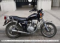 CHINA BIKES - Chinesische Motorräder in Kuba (Wandkalender 2019 DIN A4 quer) - Produktdetailbild 10