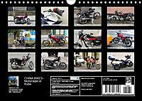 CHINA BIKES - Chinesische Motorräder in Kuba (Wandkalender 2019 DIN A4 quer) - Produktdetailbild 13