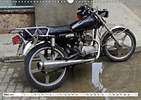 CHINA BIKES - Chinesische Motorräder in Kuba (Wandkalender 2019 DIN A3 quer) - Produktdetailbild 3