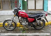 CHINA BIKES - Chinesische Motorräder in Kuba (Wandkalender 2019 DIN A3 quer) - Produktdetailbild 6