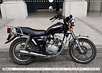 CHINA BIKES - Chinesische Motorräder in Kuba (Wandkalender 2019 DIN A3 quer) - Produktdetailbild 10