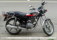 CHINA BIKES - Chinesische Motorräder in Kuba (Wandkalender 2019 DIN A3 quer) - Produktdetailbild 9