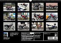 CHINA BIKES - Chinesische Motorräder in Kuba (Wandkalender 2019 DIN A3 quer) - Produktdetailbild 13