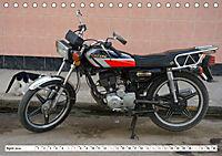 CHINA BIKES - Chinesische Motorräder in Kuba (Tischkalender 2019 DIN A5 quer) - Produktdetailbild 4