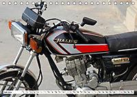 CHINA BIKES - Chinesische Motorräder in Kuba (Tischkalender 2019 DIN A5 quer) - Produktdetailbild 7
