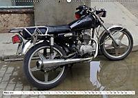 CHINA BIKES - Chinesische Motorräder in Kuba (Wandkalender 2019 DIN A2 quer) - Produktdetailbild 3