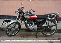 CHINA BIKES - Chinesische Motorräder in Kuba (Wandkalender 2019 DIN A2 quer) - Produktdetailbild 4