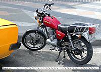 CHINA BIKES - Chinesische Motorräder in Kuba (Wandkalender 2019 DIN A2 quer) - Produktdetailbild 8
