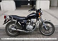 CHINA BIKES - Chinesische Motorräder in Kuba (Wandkalender 2019 DIN A2 quer) - Produktdetailbild 10