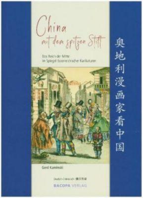 China mit dem spitzen Stift. - Gerd Kaminski |