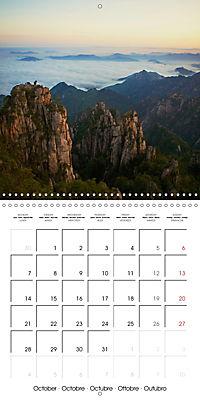 China Mysterious and beautiful land (Wall Calendar 2019 300 × 300 mm Square) - Produktdetailbild 10