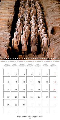 China Mysterious and beautiful land (Wall Calendar 2019 300 × 300 mm Square) - Produktdetailbild 7