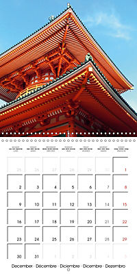 China Mysterious and beautiful land (Wall Calendar 2019 300 × 300 mm Square) - Produktdetailbild 12