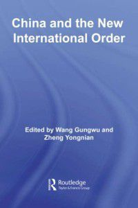 China Policy Series: China and the New International Order