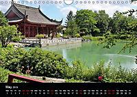 Chinese Garden Montreal Canada (Wall Calendar 2019 DIN A4 Landscape) - Produktdetailbild 5