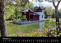 Chinese Garden Montreal Canada (Wall Calendar 2019 DIN A4 Landscape) - Produktdetailbild 2