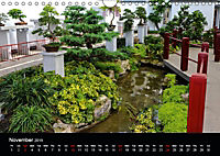 Chinese Garden Montreal Canada (Wall Calendar 2019 DIN A4 Landscape) - Produktdetailbild 11