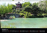 Chinese Garden Montreal Canada (Wall Calendar 2019 DIN A4 Landscape) - Produktdetailbild 10