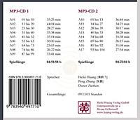 Chinesische Handelskorrespondenz - Texte, Vokabeln und Mustersätze hören und nachsprechen, Audio-CD - Produktdetailbild 1