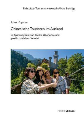 Chinesische Touristen im Ausland, Rainer Fugmann