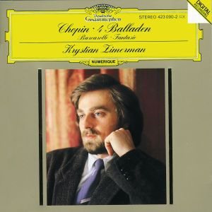 Chopin: Ballades, Barcarolle, Fantaisie, Krystian Zimerman