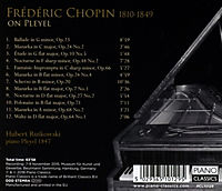 Chopin On Pleyel 1847 - Produktdetailbild 1