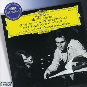 Chopin: Piano Concerto No.1 / Liszt: Piano Concerto No.1, Martha Argerich, Claudio Abbado, Lso