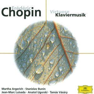 Chopin: Virtuose Klaviermusik, Argerich, Ugorski, Vasary